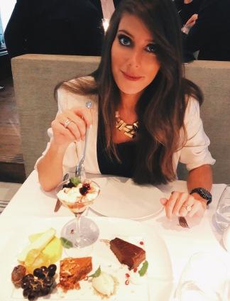 Dessert Cheers - Milos - Greek - London