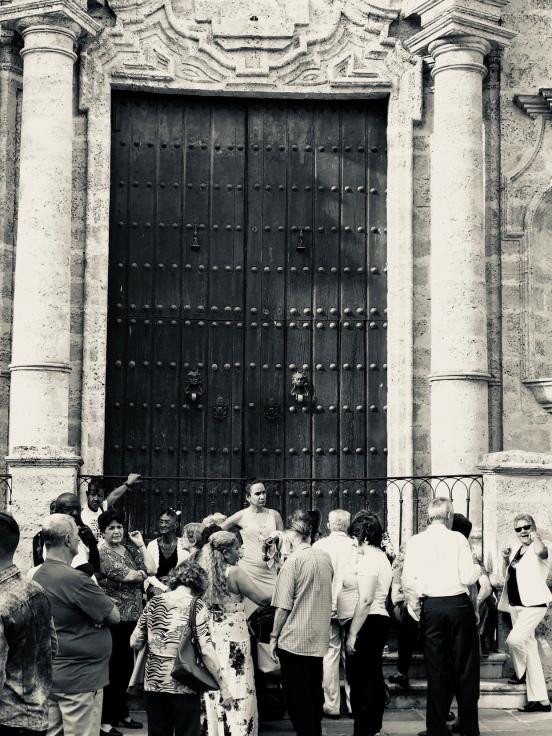 Havana Cuba Nannas Church