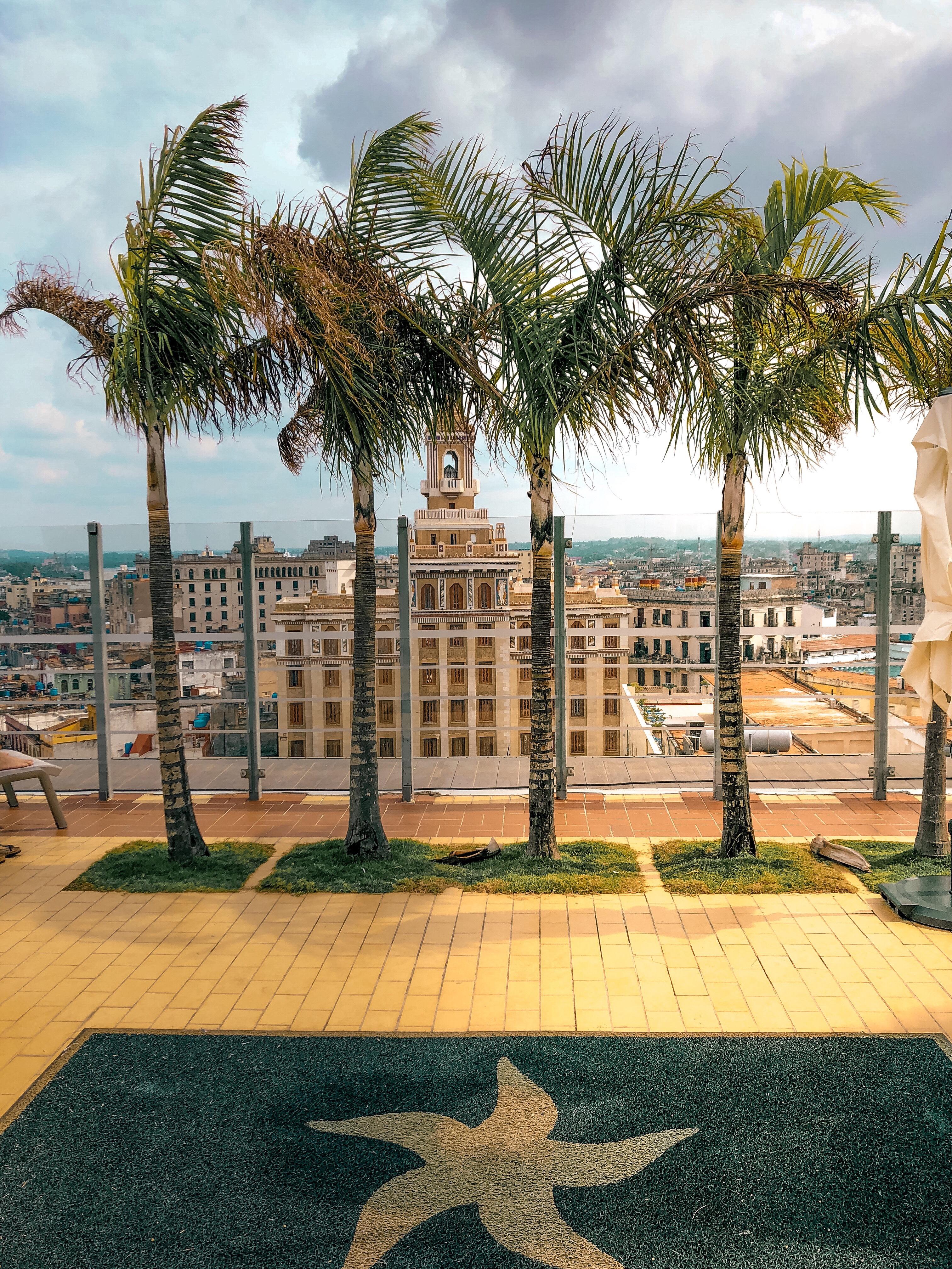 Havana Cuba Sunset