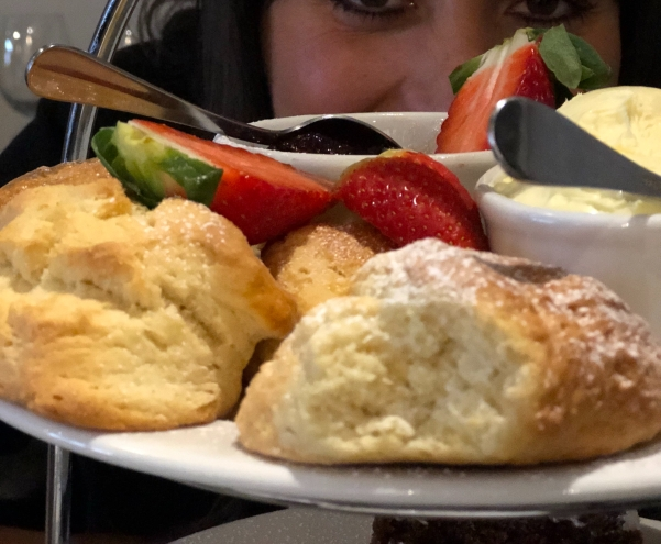 Scones and Afternoon Tea - Kings Arms Amersham