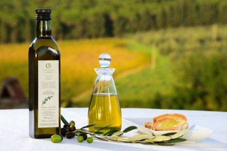16. ESTATE - own olive oil