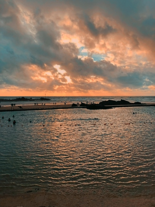 Bude, Cornwall, Luxury Lodges, surfing