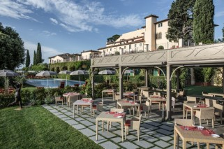 8. LA TAVERNA TUSCAN RESTAURANT by the pool