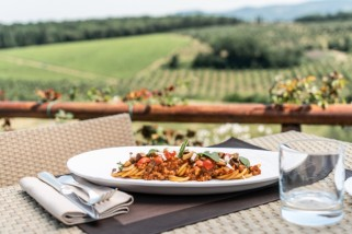 9. FOOD@LA TAVERNA TUSCAN RESTAURANT - by the pool 4