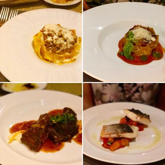 La Terrace - Food