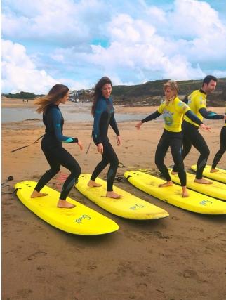 Bude Surf Chciks