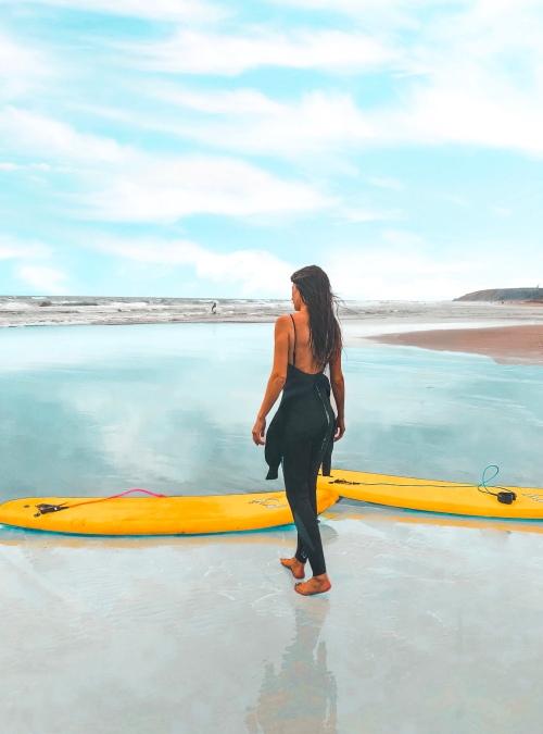 Bude, Cornwall - Glasshouse - Surfing - Luxury Lodges