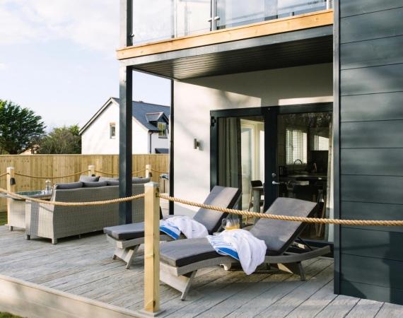 Luxury Lodges - Bude Cornwall