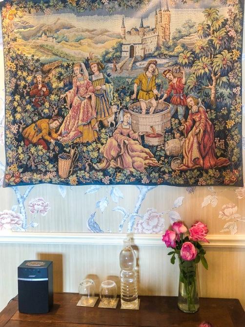 Bedroom Tapestry - 21 Nettleton - Cape Town