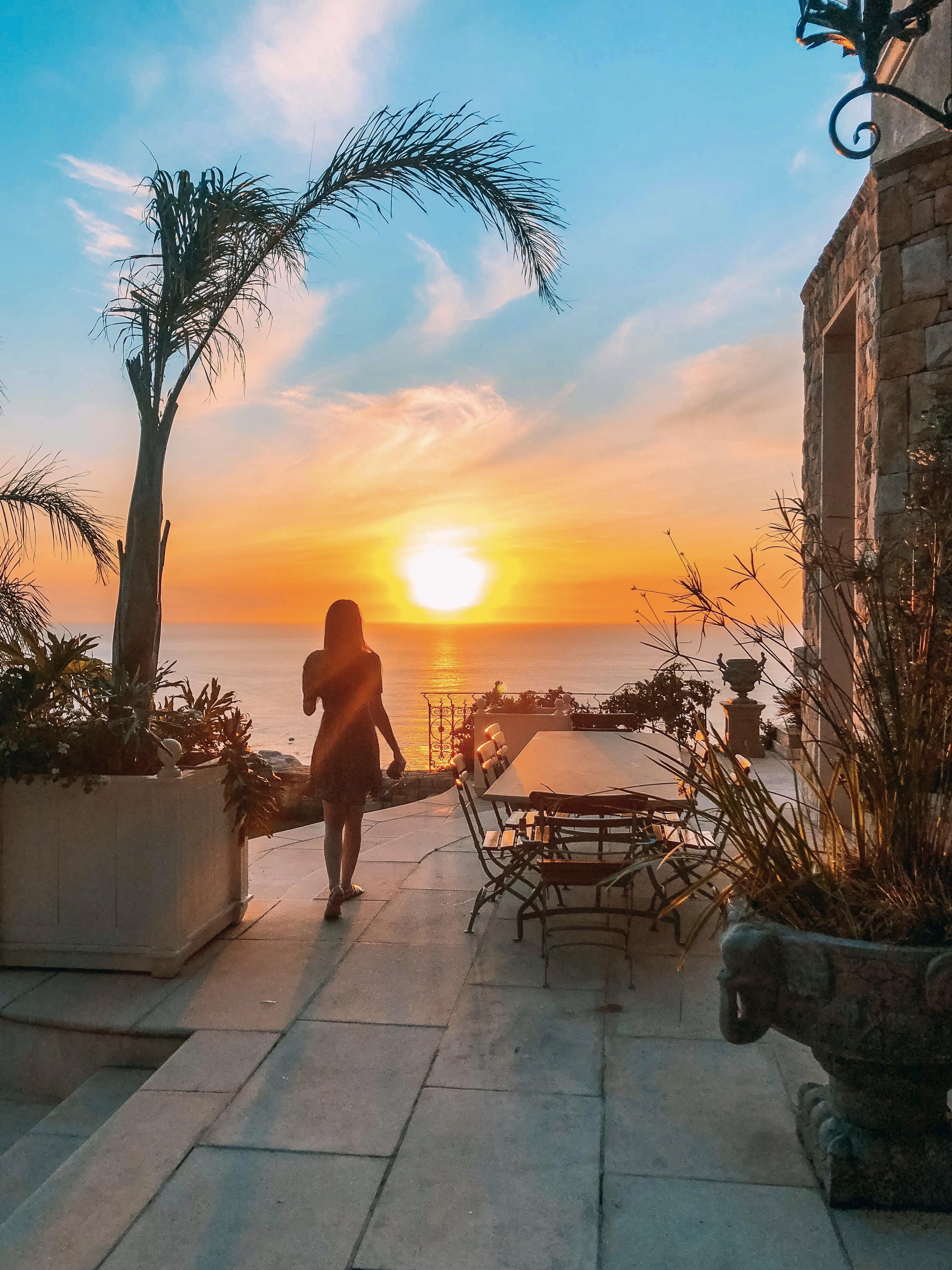 Sunset - 21 Nettleton - Cape Town