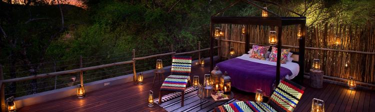 Starbed - Jaci's Safari Lodge - South Africa