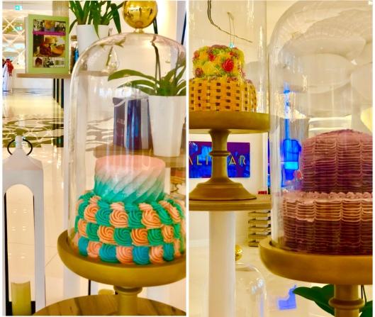 ESPA Spa Mondrian Doha Qatar Cakes