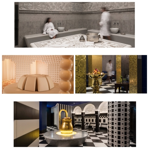 ESPA Spa Mondrian Doha Qatar Facial