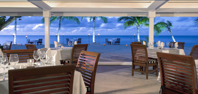 Ismays Restaurant - Galley Bay - Antigua