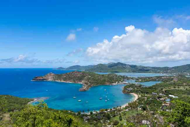 Antigua - Galley Bay