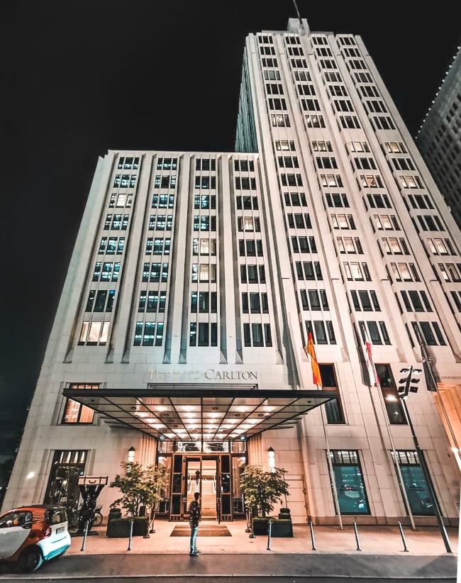 Externa - Ritz Carlton - Berlin