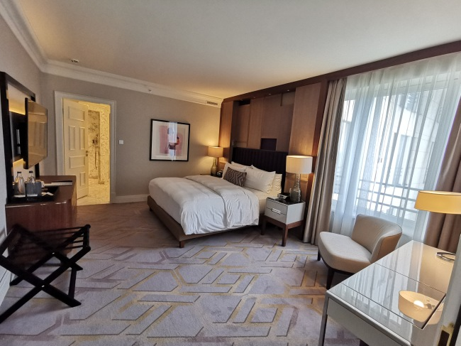 Suite - Berlin - Ritz Carlton