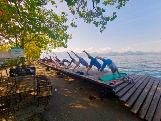Sunrise Yoga - Lausanne