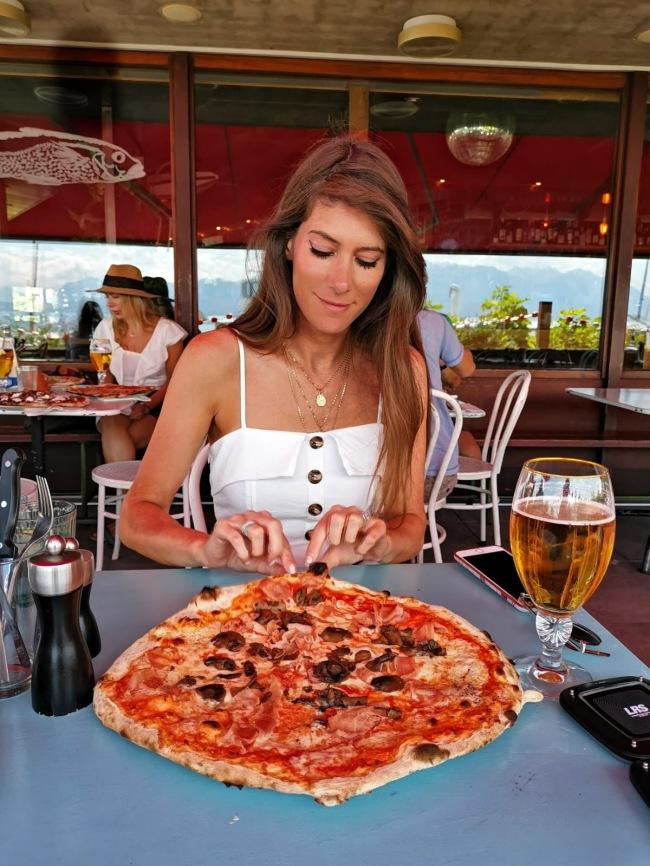 La Lacustre - Pizza